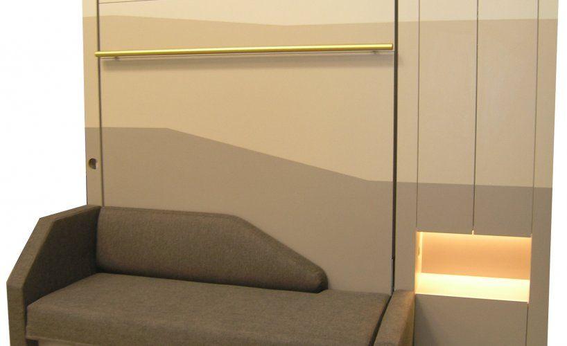 Actualité Baima : Réalisation de lit escamotable vertical avec colonnes pour une résidence hotelière